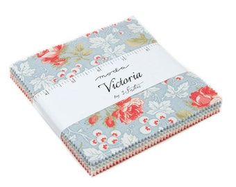 Victoria (44160PP) by 3 Sisters - Charm Pack
