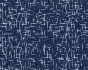 Hash Tag Large Color Navy (C115)