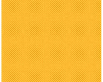Kisses Tone on Tone Pumpkin (C210) - Riley Blake Designs