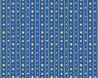 The Little Prince - Prince Stripes C6795-Navy