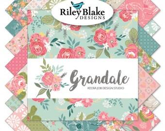 Grandale - Fat Quarter Bundle (FQ-7120-21)