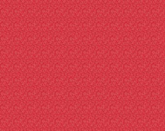 Hash Tag Small Color Red (C110)
