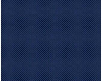 Kisses Tone on Tone Navy (C210) - Riley Blake Designs