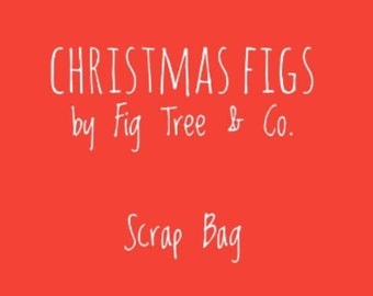Christmas Figs by Fig Tree and Co. Scrap bag