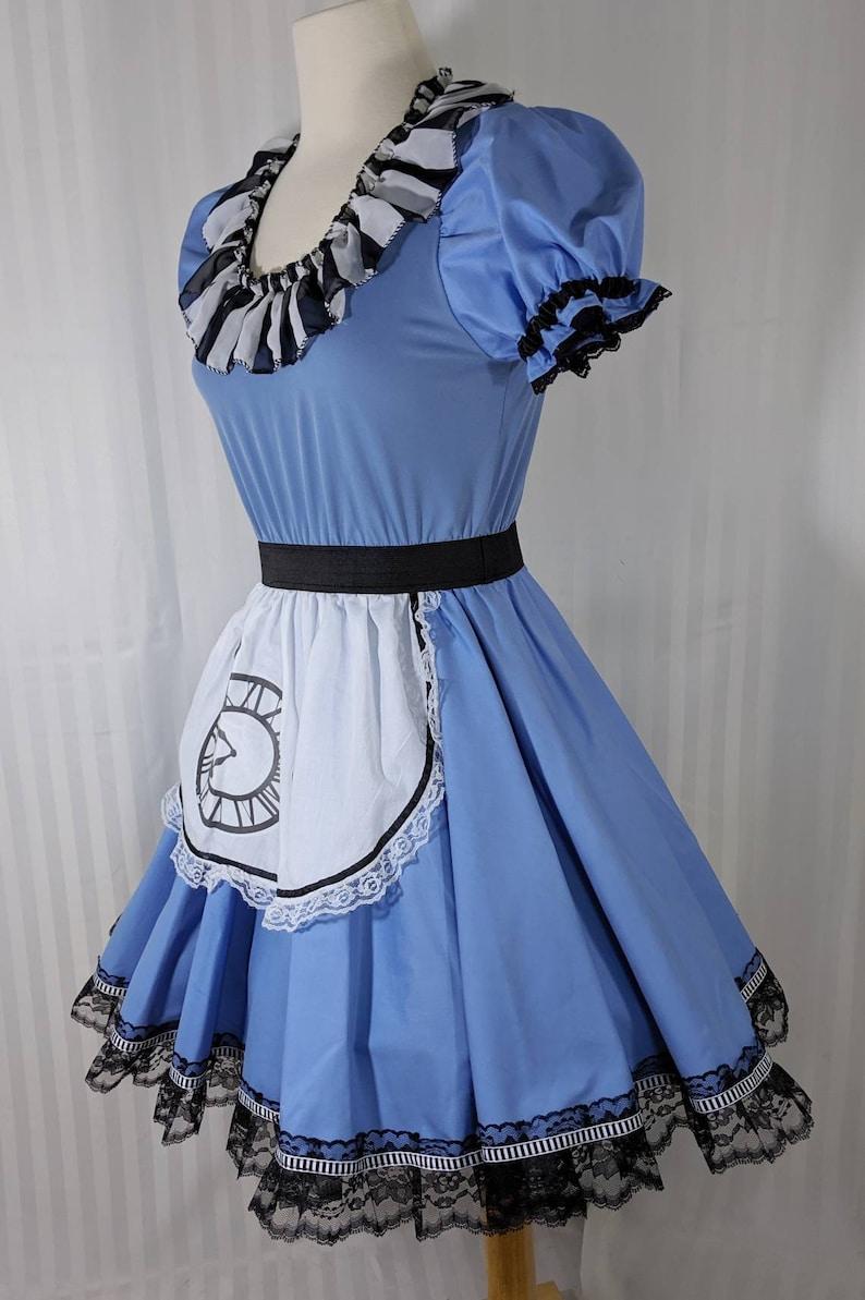 READY-TO-SHIP Halloween costume vk freakshow babydoll lolita image 0