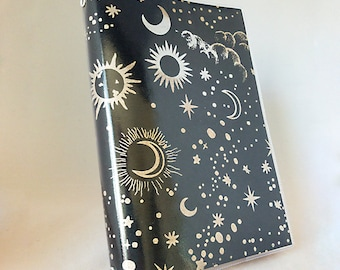 Paperback Book Cover - Small Mass Market Size -  Celestial Design