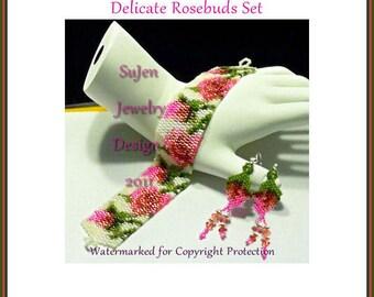 Delicate Rosebuds