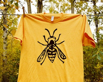 Yellowjacket Screenprinted T-shirt