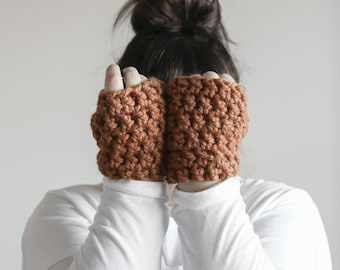 Butterscotch Fingerless Gloves, Fingerless Gloves Women, Fingerless Crochet Gloves, Crochet Handwarmers, Handmade Gloves
