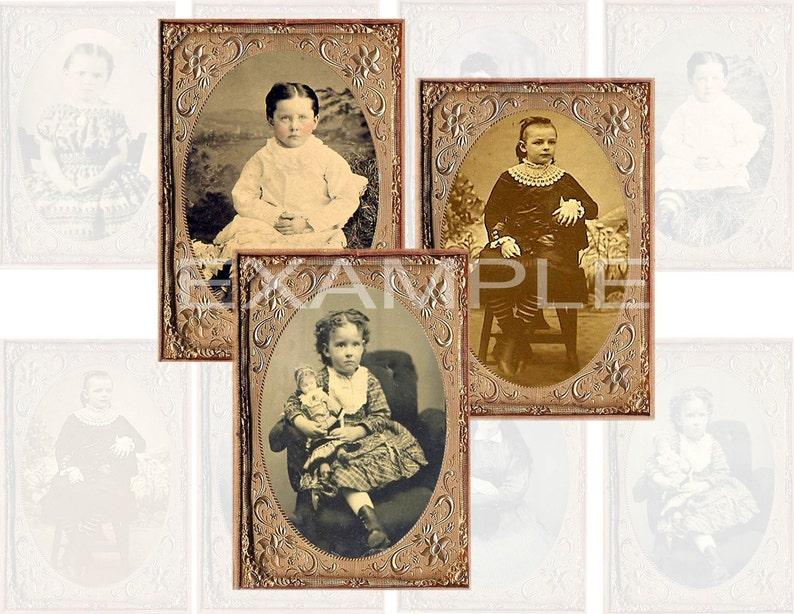 Dating tintype Fotografien Kann eine Ex-Arbeit datieren