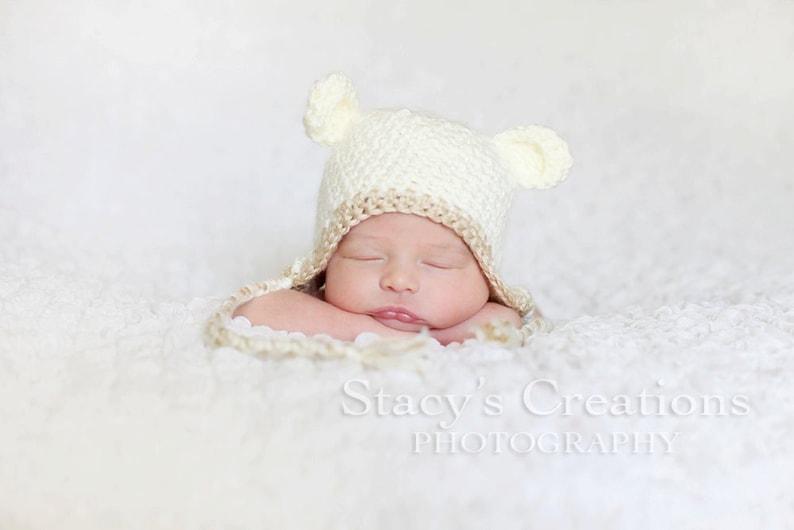Baby Lamm Hut Baby Ostern Hut Hut Häkeln Baby Neugeborenes Ostern Hut Baby Boy Ostern Hut Baby Mädchen Ostern Hut Baby Tier Hut
