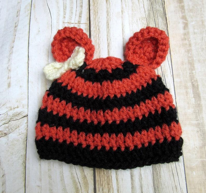 Newborn Girl Costume Baby Tiger Costume Infant Costume Baby Girl Costume Newborn Tiger Set Baby Halloween Costume Jungle Nursery
