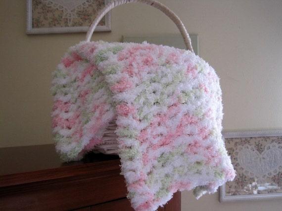 Baby Mädchen Decke häkeln Babydecke Baby Prop Decke Korb | Etsy