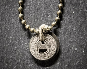 New Orleans, Louisiana Small Token Chain Necklace