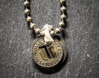 Louisville, Kentucky Small Token Chain Necklace