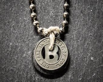 Washington DC Token Necklace