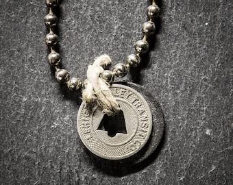 Lehigh Valley, Pennsylvania Small Token Chain Necklace
