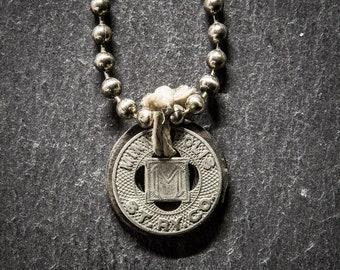 Minneapolis, Minnesota Small Token Chain Necklace