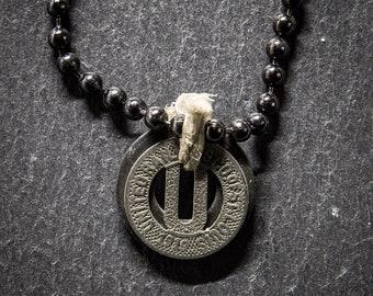 St. Louis, Missouri Small Token Chain Necklace