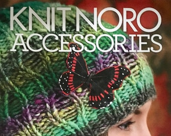 Knit Noro Accessories 30 Colorful Little Knits a Book of Knitting Patterns