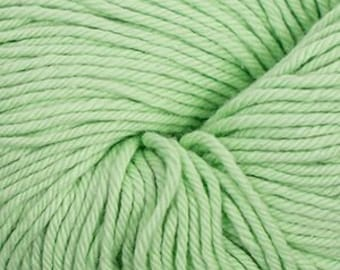 Baby Lime Cascade Nifty Cotton Worsted Weight 100% Cotton 185 yards