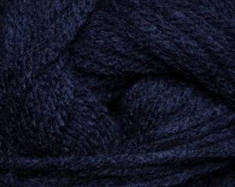 Navy Blue Cascade Anthem Yarn 186 yards 100% Acrylic Color 28