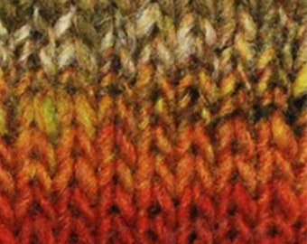 Noro Ito Worsted Weight Yarn Cake 437 yards 100% Wool color 13