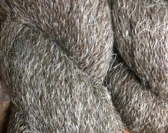 New Eco Hemp 80 Percent Peruvian Highland Wool and 20 Percent Hemp Yarn by Cascade DK Weight Mocha Color 05