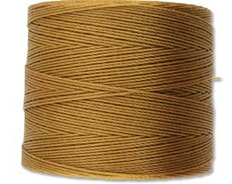 S-Lon Micro Tex 70 Gold Multi Filament Cord 287 yard Spool