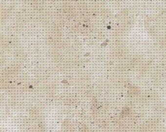 """Perforated Paper for Needlework Scrapbooking Granite Natural Mill Hill Stylized Perforated Paper 9""""X12"""" 2 sheets per pkg PP103"""