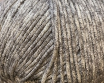Clearance Silver Cascade Sarasota Cotton and Acrylic Tweed Yarn 314 yards color 10