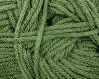 Cactus Green Cascade Anthem Yarn 186 yards 100% Acrylic Color 44