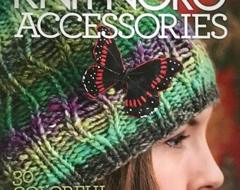 25% OFF Knit Noro Accessories 30 Colorful Little Knits a Book of Knitting Patterns