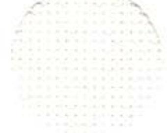 Wichelt Permin Premium AIDA Cross Stitch Fabric 14 Count RAIN 18 x 25