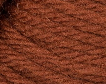Ginger Cascade 220 Yarn 220 yards 100 grams 100% Peruvian Highland Wool color 2414