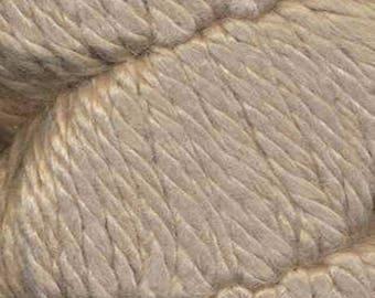 Beige Ella Rae Chunky Alpaca Yarn 120 yards 100% SuperWash Alpaca Acrylic Color 507