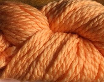 Peach Blossom Cascade 128 Bulky Superwash Yarn 128 yards 100% SuperWash Wool color 304