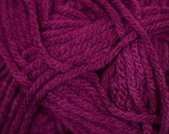 Raspberry Cascade Anthem Yarn 186 yards 100% Acrylic Color 35