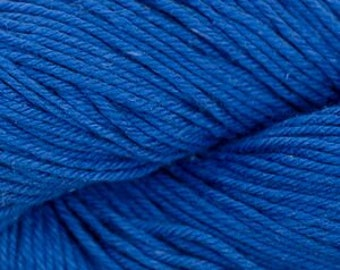 Blue Cascade Nifty Cotton Worsted Weight 100% Cotton 185 yards