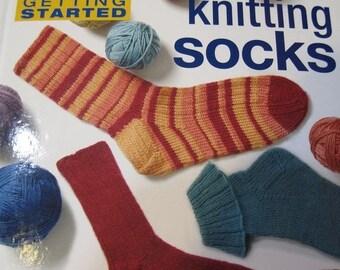 25% OFF Getting Started Knitting Socks by Ann Budd