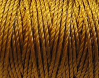 S-Lon Tex 400 Gold Multi Filament Cord 35 yard Spool