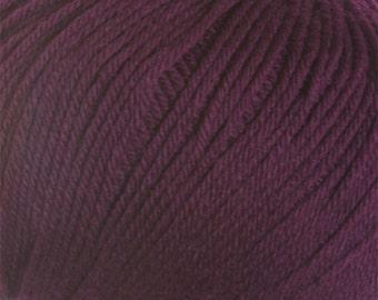 Clearance Marionberry Cascade 220 Superwash Yarn 220 yards 100% SuperWash Wool color 880