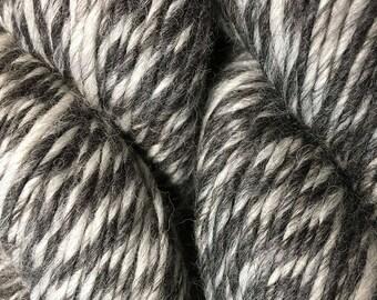 Chinchilla Eco Duo Alpaca Merino Wool Yarn Worsted Weight 197 Yards Color 1714