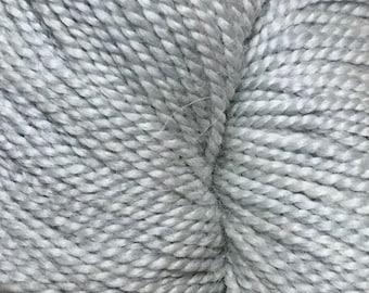 Misty Morning Mirasol Umina 247 yards Worsted Baby Alpaca Merino Wool #10002
