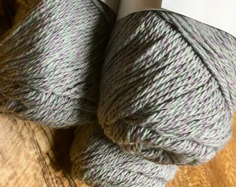 Clearance Cestari Spring Meadow Ashlawn Collection Cotton Wool 3 ply DK Weight 250 yards Pull Skein Made in the USA