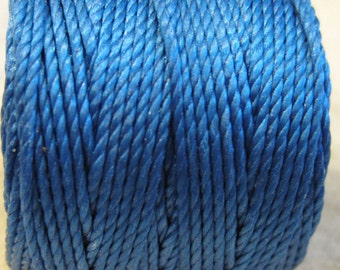 Blue S-Lon Tex 400 Multi Filament Cord One Spool 35 Yards