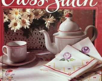 25% OFF The Pleasures of Cross Stitch by Better Homes and Gardens Cross Stitch Designs