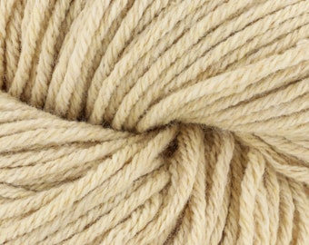Rebound Sand Eco Friendly Yarn by Cascade Recycled Cotton Polyester Purple Worsted Weight 100 grams 164 yards Color 05