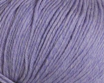 Lavender 220 Superwash Yarn 220 yards 100% SuperWash Wool color 1949