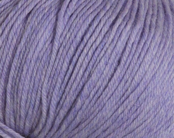 Featured listing image: Clearance Lavender 220 Superwash Yarn 220 yards 100% SuperWash Wool color 1949